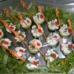 Хапки от пресни зеленчуци