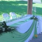 Организиране и Украса на сватбени тържества на открито и закрито