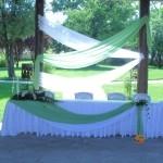 Украса на сватбени тържества