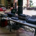 Пълно DJ оборудване от Сървис Плюс
